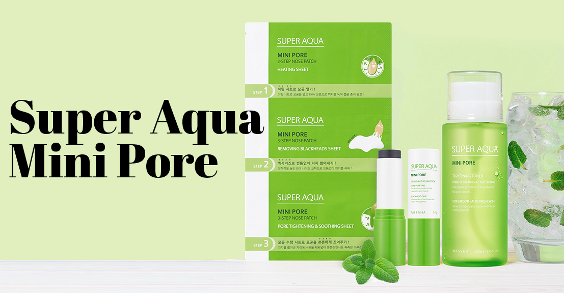 Rezultat iskanja slik za Super Aqua Mini Pore 3-step Nose Patch