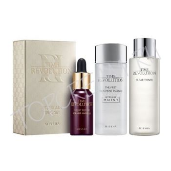 MISSHA Time Revolution Best Seller Trial Miniature Set