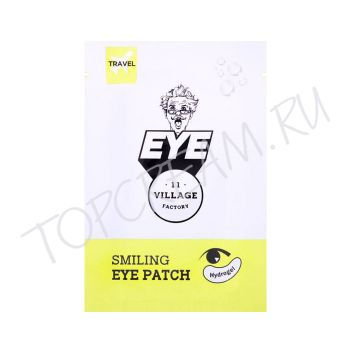 VILLAGE 11 FACTORY Smiling Eye Patch