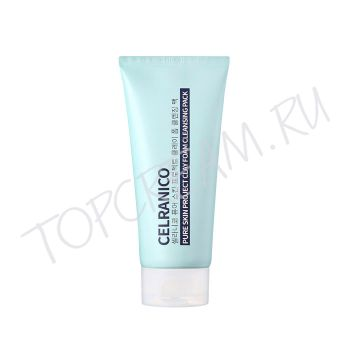 CELRANICO Pure Skin Project Clay Foam Cleansing Pack