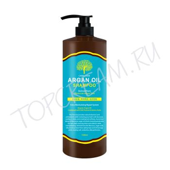 EVAS Char Char Argan Oil Shampoo 1500 ml