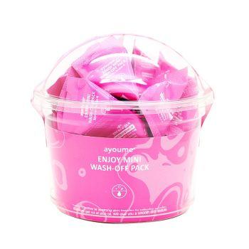 AYOUME Enjoy Mini Wash Off Pack купить по цене 892,50 руб. старая цена 1.050,00 руб.