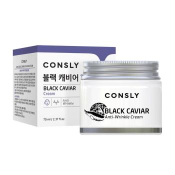 CONSLY Black Caviar Anti-Wrinkle Cream купить в Topcream