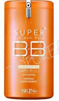 SKIN79 Super Plus Vital BB Cream Triple Functions Hot Orange sample