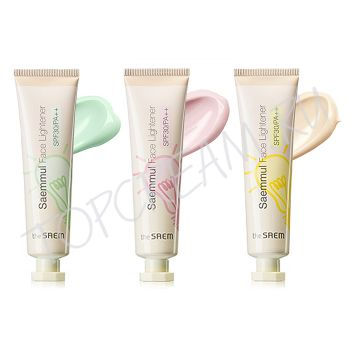 THE SAEM Saemmul Face Lightener SPF30/PA++