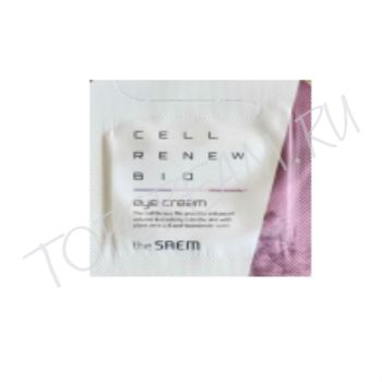 THE SAEM Cell Renew Bio Eye Cream sample