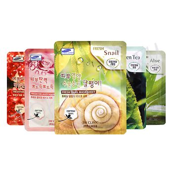 3W Clinic Fresh Mask Sheet