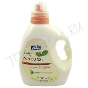 MYBEE Eco Natural Fabric Softener ( Bottle)