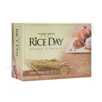 RICE DAY Oriental & Natural Soap Pomegranate, Peony