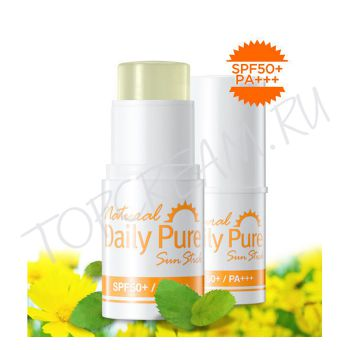 SECRET KEY Natural Daily Pure Sun Stick SPF50+ PA+++