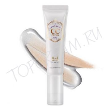 ETUDE HOUSE Correct and Care CC Cream Silky 8in1