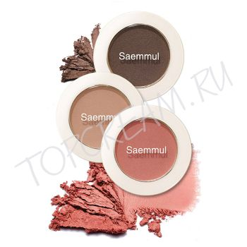 THE SAEM Saemmul Single Shadow Matt