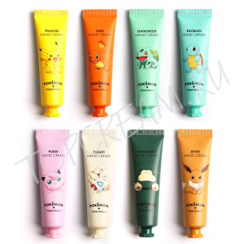 Крем для рук hand cream pokemon edition