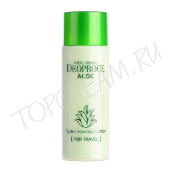 DEOPROCE Well-Being Aloe Hydro Essential Lotion