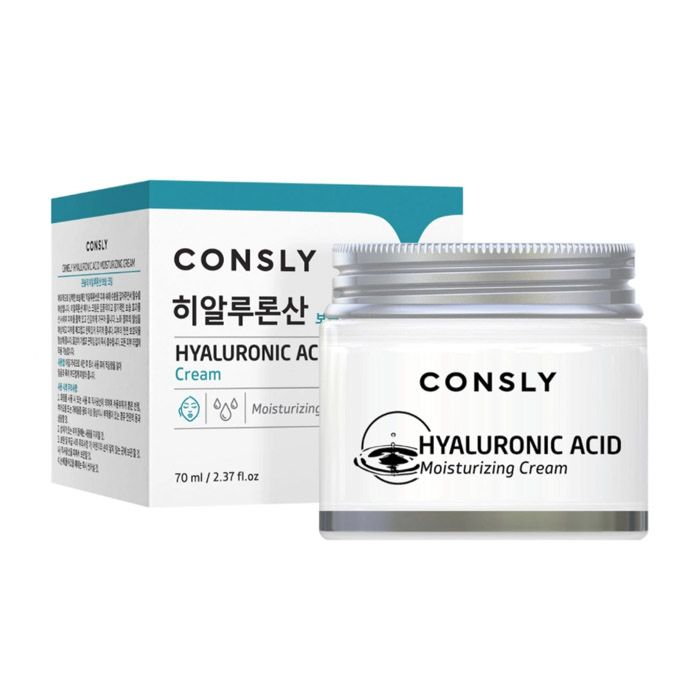 CONSLY Hyaluronic Acid Moisturizing Cream