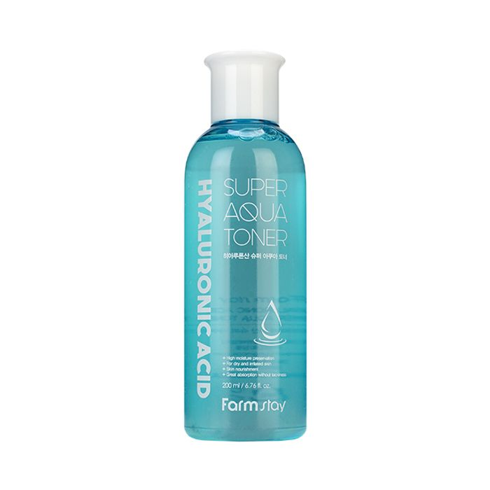 FARMSTAY Hyaluronic Acid Super Aqua Toner