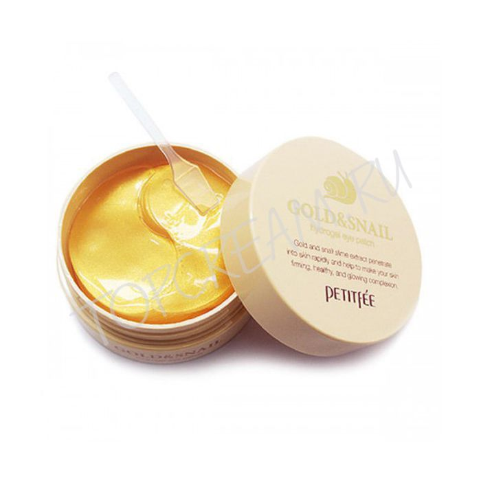 (3 Pack) PETITFEE Gold Hydrogel Eye Patch Algenist Regenerative Anti-Aging Moisturizer Spf 20 For Women - 2oz