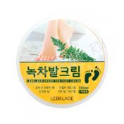 LEBELAGE Green Tea Foot Cream