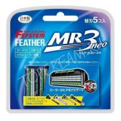 FEATHER F-System MR3 Neo Shaving Cartridge