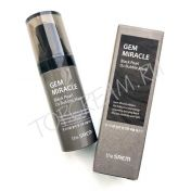 THE SAEM Gem Miracle Black Pearl O2 Bubble Mask Miniature