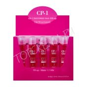 ESTHETIC HOUSE CP-1 3Seconds Hair Fill-Up Ampoule 20 x 13ml