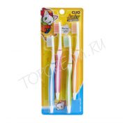 CLIO New Soft-R Toothbrush 4 pcs