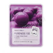 TONY MOLY Pureness 100 Collagen Mask Sheet Elasticity