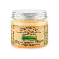 ORGANIC TAI Body Scrub Lemongrass Andaman Sea Salt