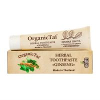 ORGANIC TAI Herbal Toothpaste Ginseng