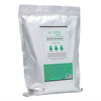 LA MISO Modeling Mask Green Tea