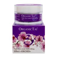 ORGANIC TAI Night Face Cream Multi-lifting Effect Orchid