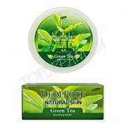 DEOPROCE Natural Skin Green Tea Cream