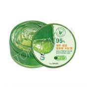 THE SAEM Jeju Fresh Aloe Soothing Gel 95%