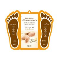 MIJIN Soft Miracle Foot Peeling Pack