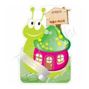 JUNICO Snail Essence Mask Lohas Cotton 100%