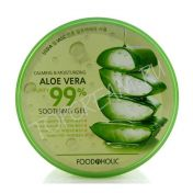FOODAHOLIC Calming & Moisturizing Aloe Vera Soothing Gel