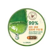 THE SAEM Jeju Fresh Aloe Soothing Gel 99%