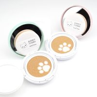 HOLIKA HOLIKA Dodo Cat Face 2 Change Glow Cushion BB DODO's Rest Refill - вид 1 миниатюра