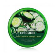 DEOPROCE Premium Clean & Moisture Cucumber Massage Cream