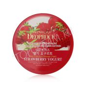 DEOPROCE Premium Clean & Moisture Strawberry Yogurt Massage Cream
