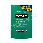 PHARMAACT Tonic Rinse In Shampoo Infused with EX Cool Mentol 350ml