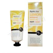 FARMSTAY Lemon Intensive Moisture Foot Cream