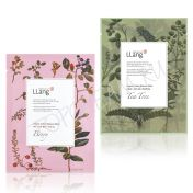 LLANG Organic Cotton Blossom Mask