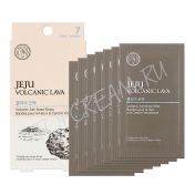 THE FACE SHOP Jeju Volcanic Lava Volcanic Ash Nose Strips