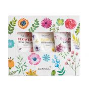 EUNYUL Flower Hand Cream 3 Set