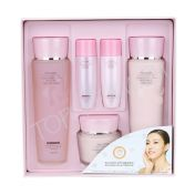 3W Clinic Flower Effect Extra Moisturizing 3 Kit Set