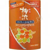 KUMANO Medicinal Persimmon Shampoo Body 350ml