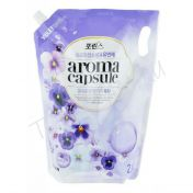 CJ LION Aroma Capsule Porinse Violet Fabric Softener 2100ml