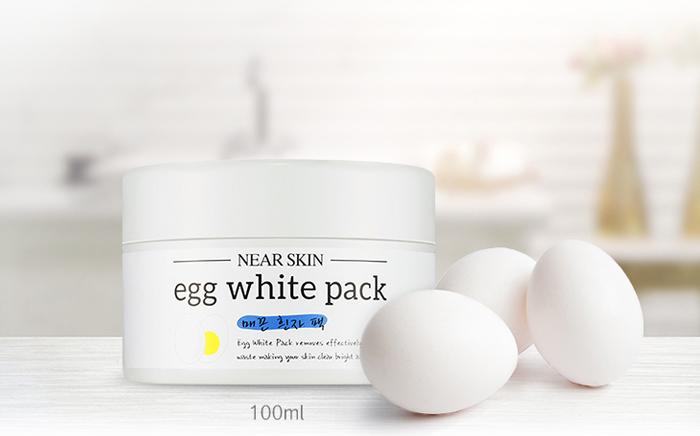 Картинки по запросу missha near skin egg white pack