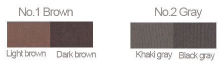 Картинки по запросу Краска для бровей Baviphat Natural and Fake Eyebrow
